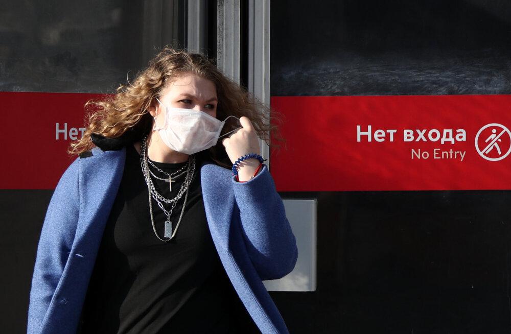 Число случаев заражения коронавирусом в России выросло до 59