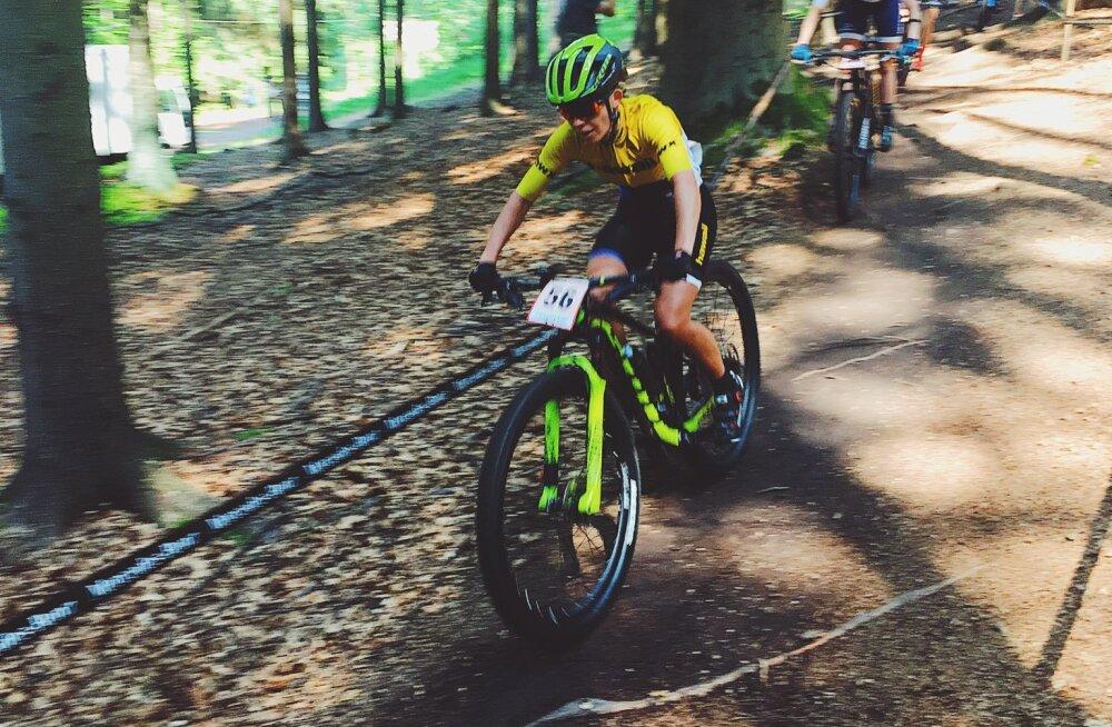 Janika Lõiv tegi olümpiakrossi MK-etapil väga hea sõidu, Martin Loo tagasihoidlik