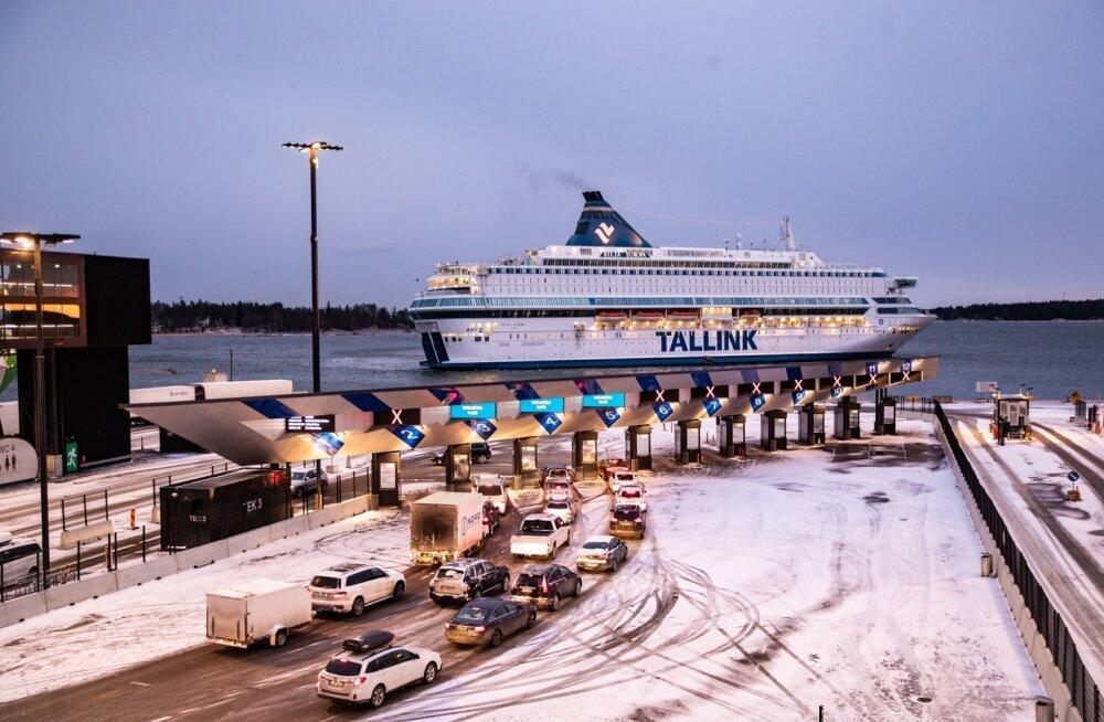 Tallinn - Helsingi - Tallinn 02.01.2019