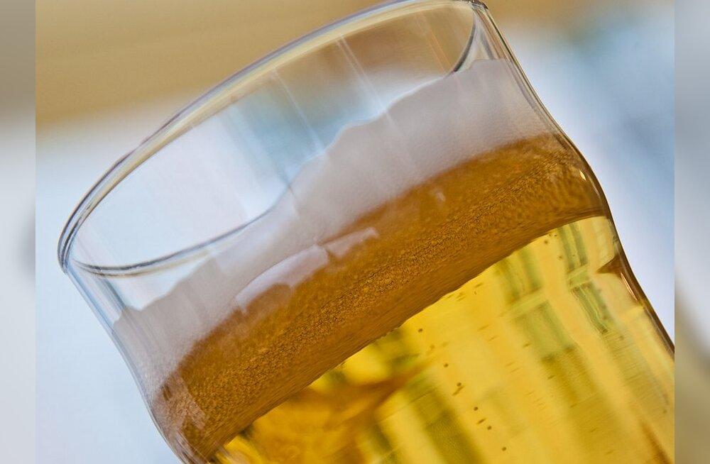 Soome pruulikoja laost varastati öösel 200 vaati õlut