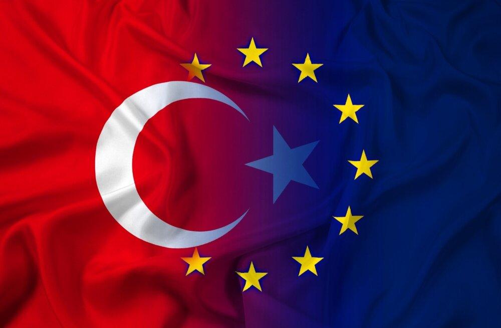 Türklus tegelikkuses: Euroopa Liiduga manipuleeritakse, opositsioon kastreeritakse