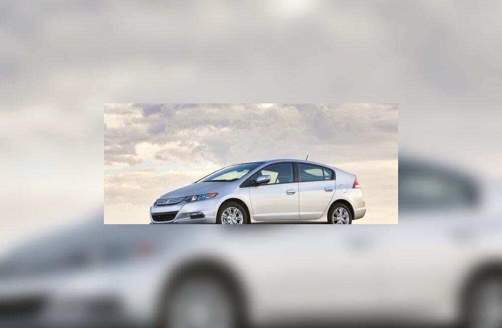 Honda Insighti seeriaauto ametlik pilt