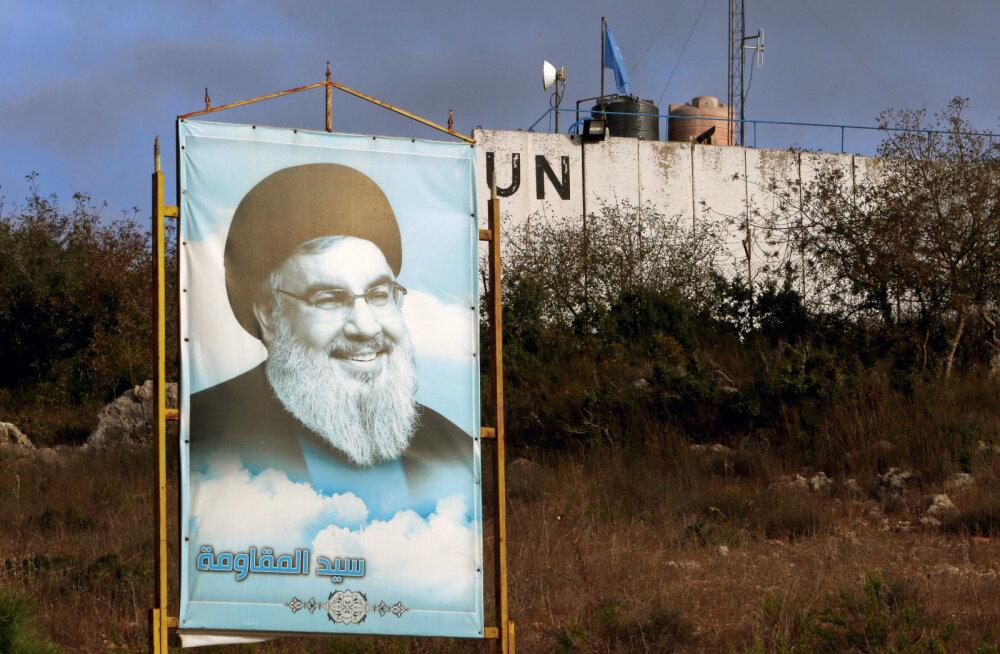 Vabariigi Valitsus kehtestas sanktsiooni seoses Hezbollah' terroriaktidega