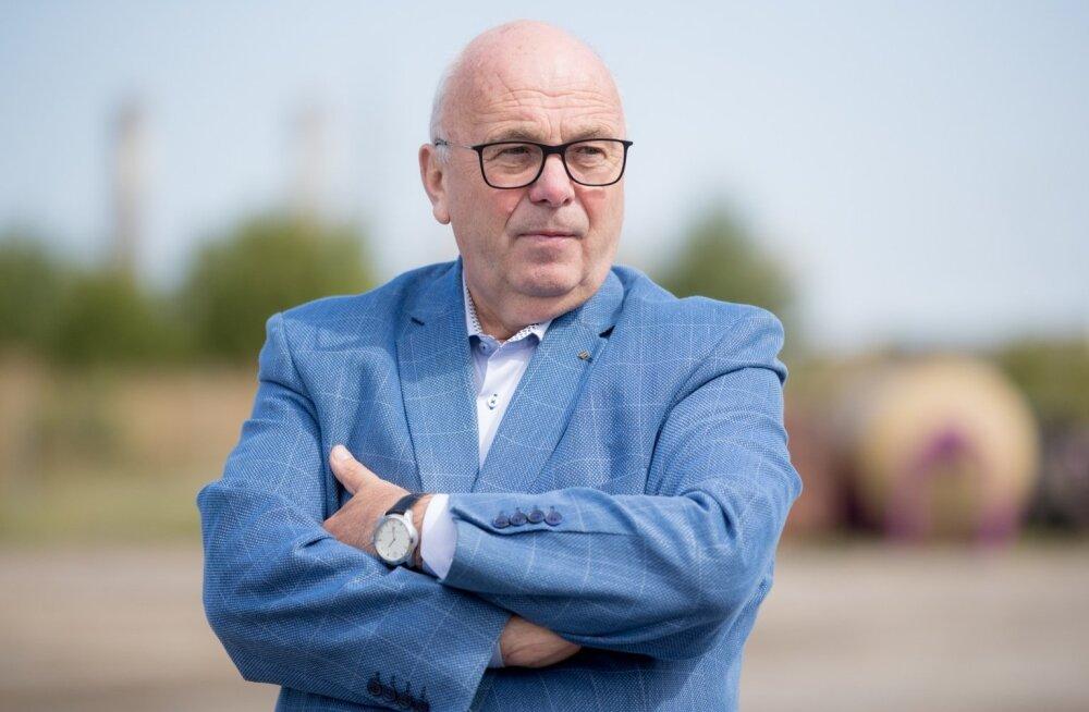 Viru-Nigula vallavanem Einar Vallbaum