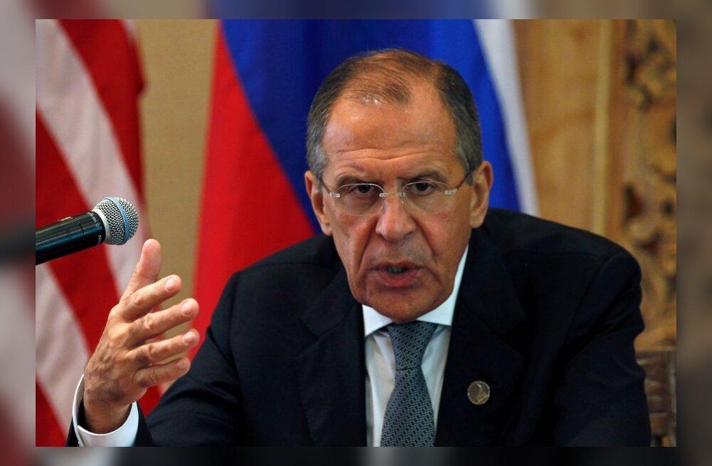 Lavrov: Ukraina sõja eest vastutab üksnes USA