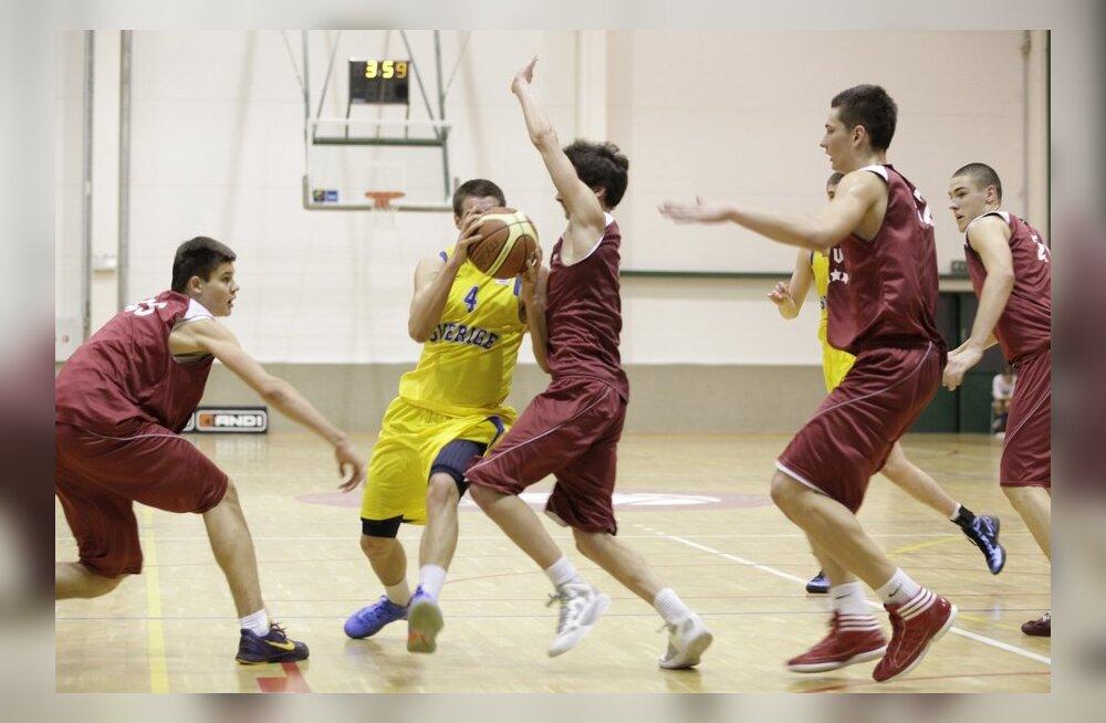 Uus aasta korvpallis algab traditsiooniliselt Balti mere karikamängudega