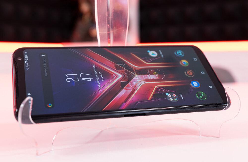 ROG Phone 3 – mänguritele mõeldud nutitelefon