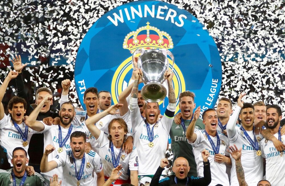 Madridi Real on viimastel aastatel Meistrite liigat valitsenud. Tulevikus võivad nad tegusid teha hoopis uues liigas.