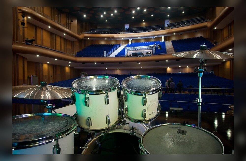 Õpi täna Kultuurikatla Aias rütme & trumme!