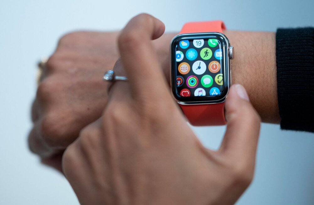 Miks Apple Watch Eestis mobiilivõrku ei ühendu?