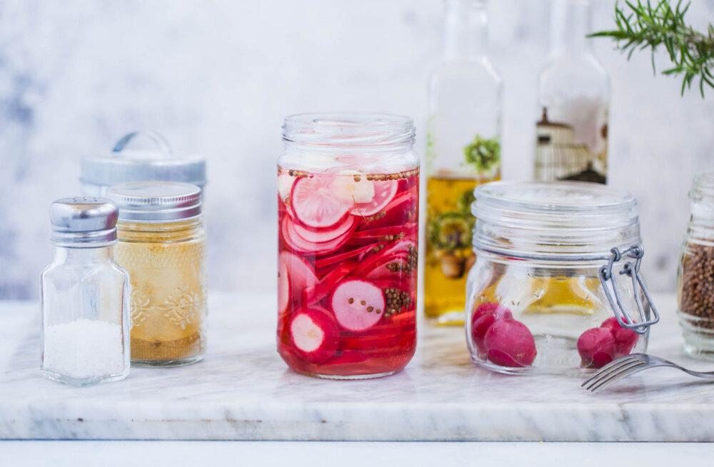 RETSEPT | Kergenda seedimist ja naudi paremaid maitseid: õpi valmistama hapuredist