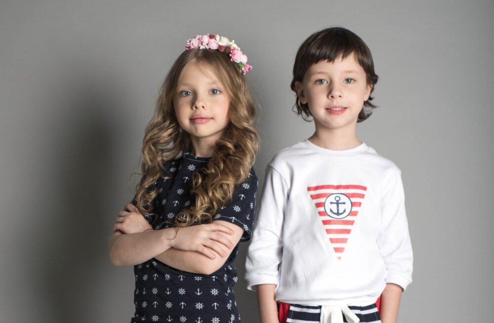 Голосование: кто получит приз зрительских симпатий на детском конкурсе красоты FFF Models&Kids Estonia 2020?
