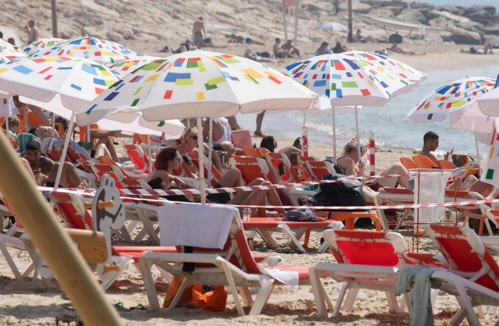 Tel Aviv rand
