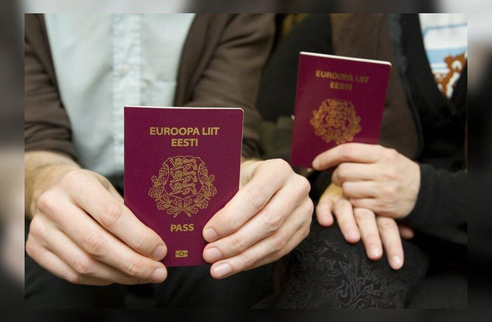 В Печорском районе начались проверки на наличие двойного эстонско-российского гражданства