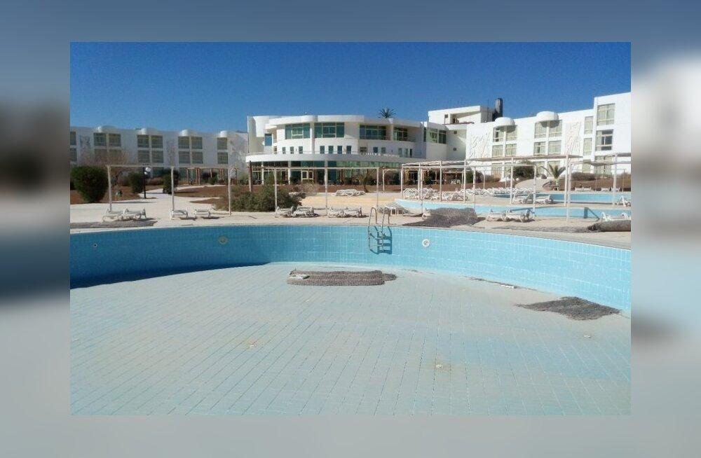 В Египте из-за отсутствия туристов закрыто 220 отелей