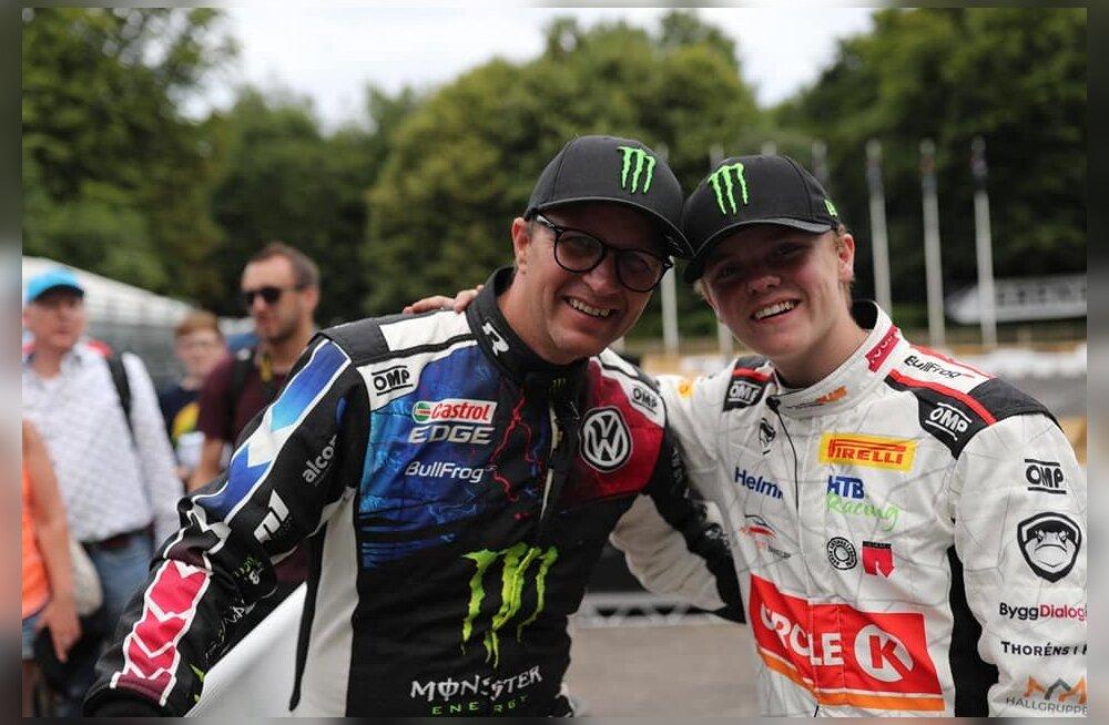 """Kas Oliver Solbergi võib juba uuel hooajal WRC-s näha? """"Läbirääkimised tuleviku osas käivad."""""""