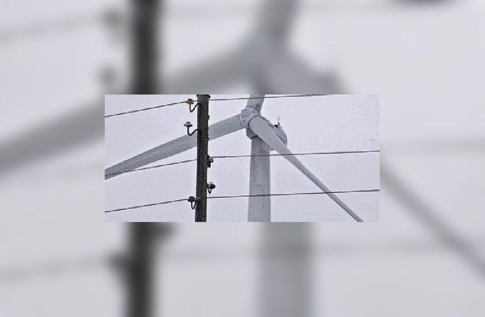 Eesti Energia summutab Aulepa tuulepargi müra