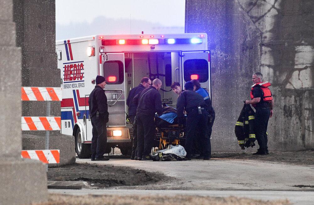 USAs hukkus traagilises põlengus kuus last ja nende ema