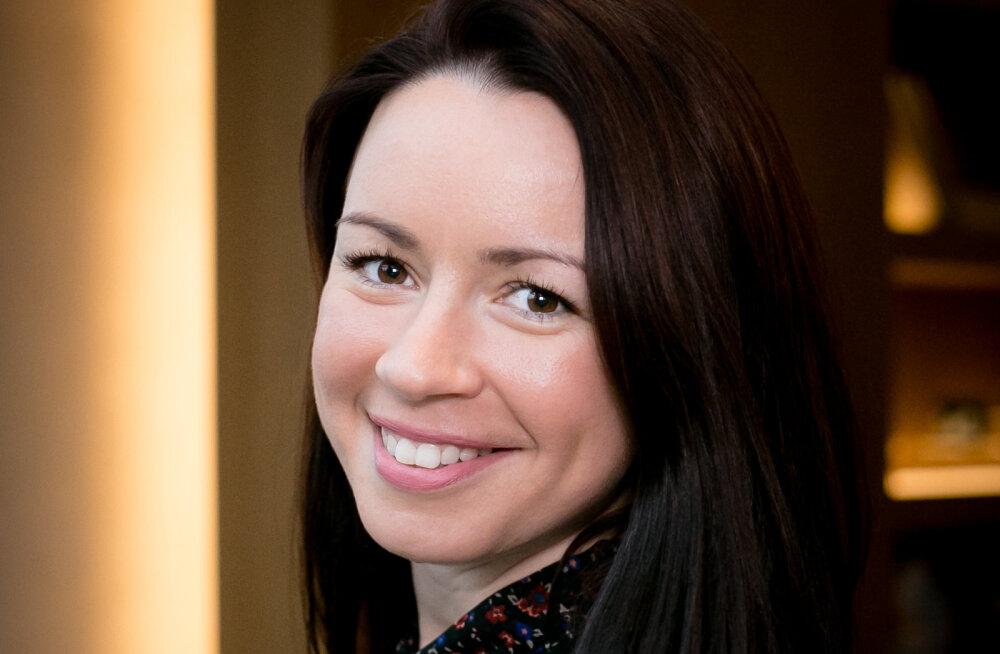 Õpetajaameti valinud Kätlin Kallas: kui otsustasin sellise elukutse kasuks, soovitati mul endale otsida rikas mees