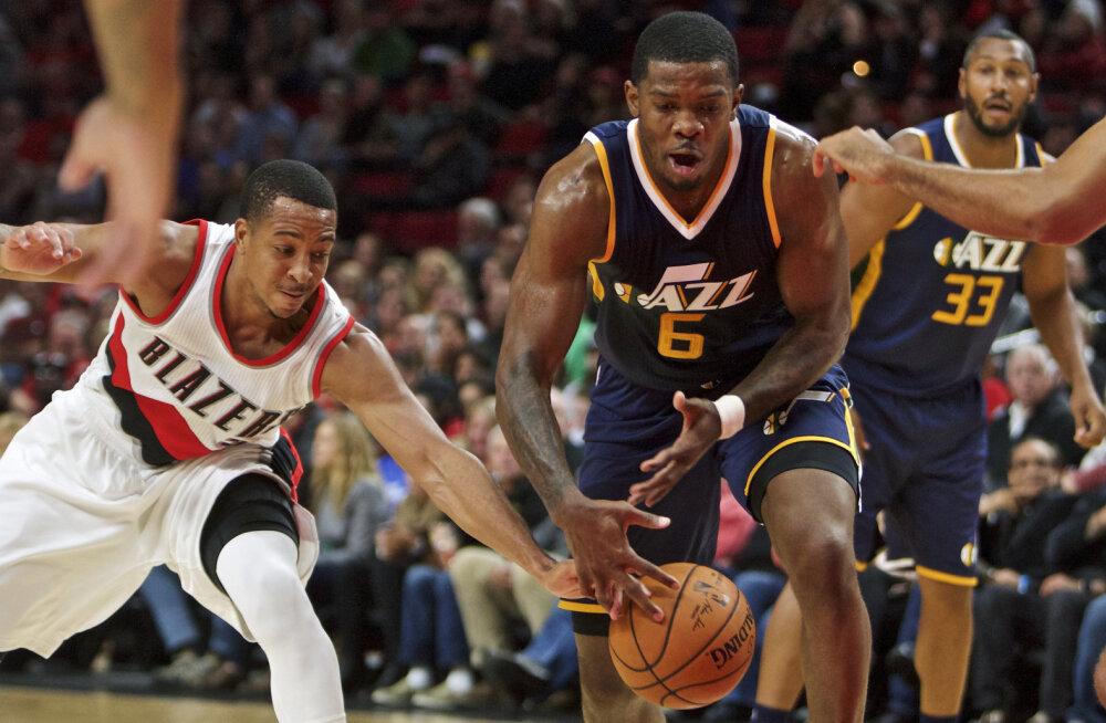 13 PÄEVA NBA HOOAJA ALGUSENI: Utah Jazzi klassikaline kaitse rünnakule orienteeritud liigas