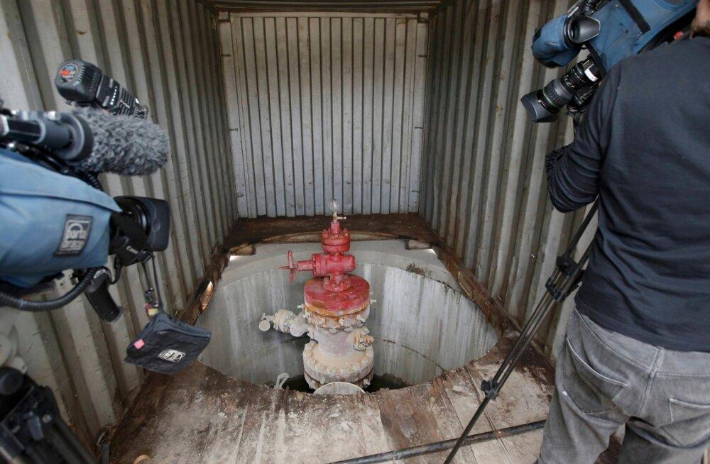 Inglismaal Gatwicki lennujaama lähedal avastati 100 miljardit barrelit naftat