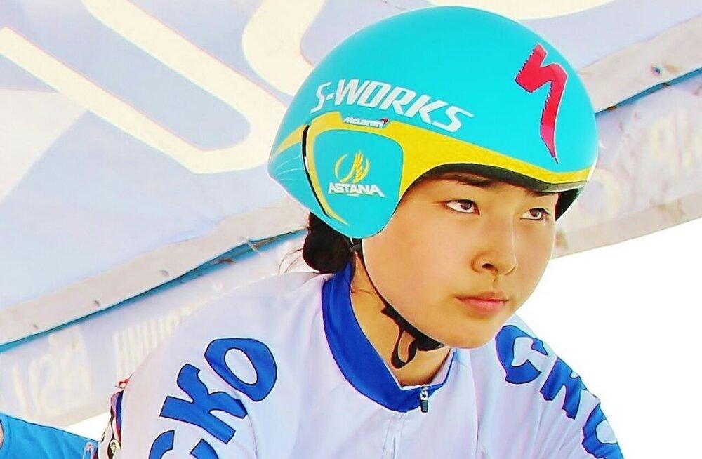 Astana tiimi 17-aastane naisrattur hukkus traagiliselt