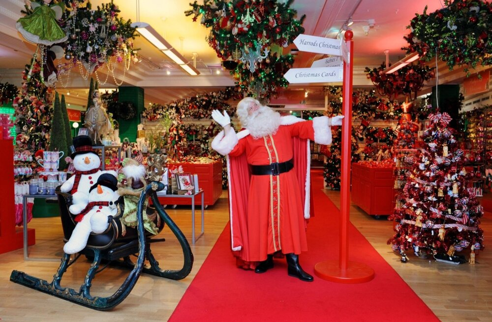 Jõulud Harrodsis