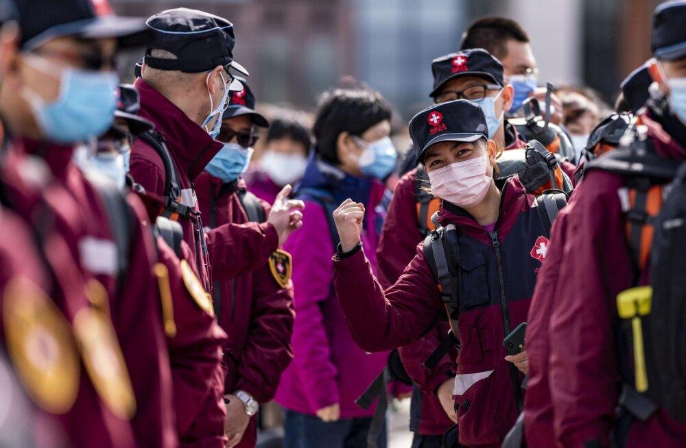 Власти Китая объяснили рост числа заразившихся и умерших от коронавируса