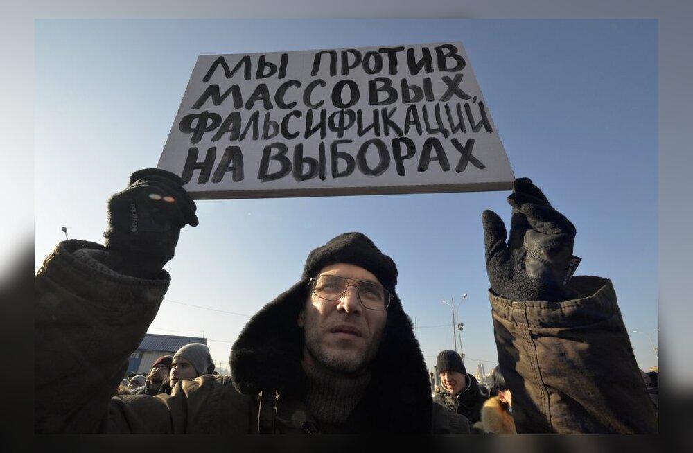 ENPA Vene valimisraport avaldatakse esmaspäeval