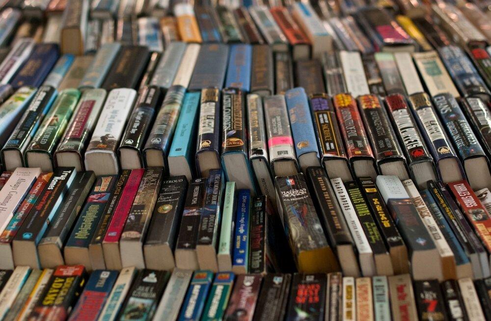 Kui palju raamatuid saab osta 1000 euro eest?