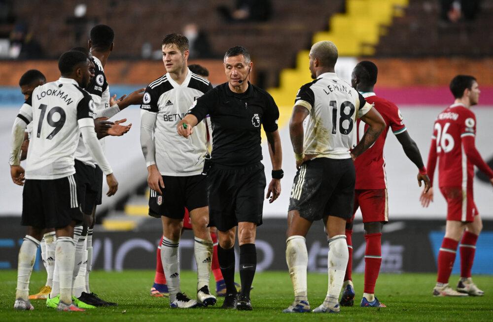 Järjekordne Premier League'i mäng lükati koroona tõttu edasi