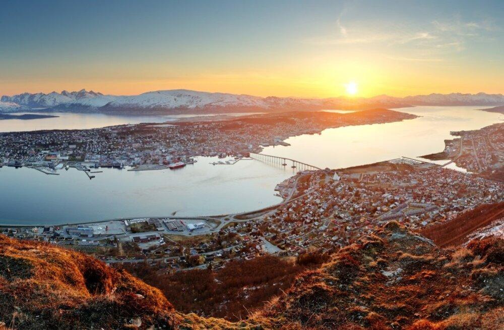 Tromsö panoraam