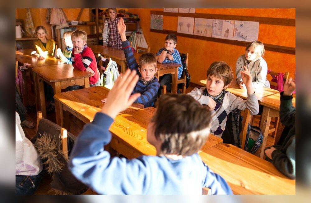 Johannese kool ja lasetaed Rosmal