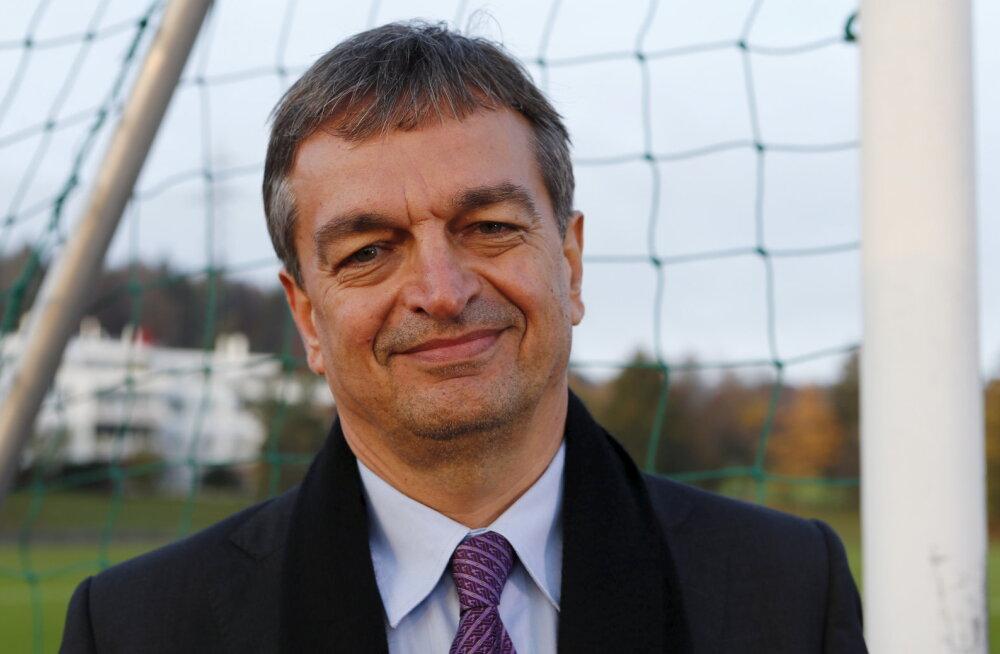 FIFA presidendikandidaat tahab jalgpalli tuua mitu revolutsioonilist uuendust