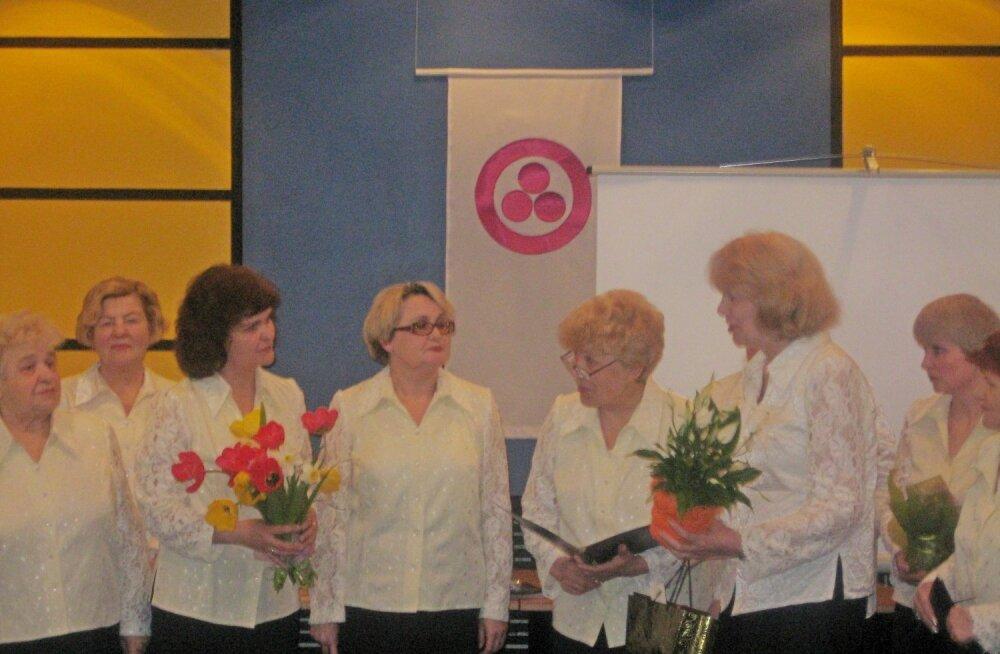 ФОТО читателя Delfi: В Кохтла-Ярве отметили день рождения Чайковского