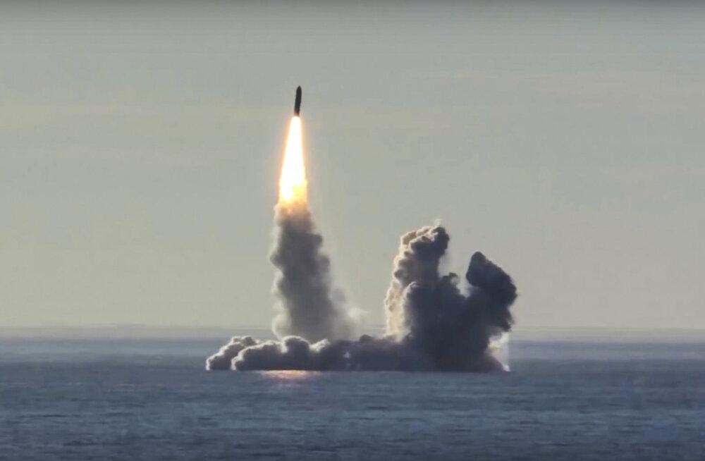 Venemaa: tuumareaktori plahvatus ei ole kellegi teise asi