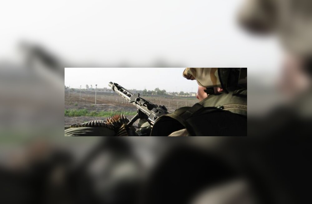 Vaat kus lops —  Iraak ei tahagi meid!