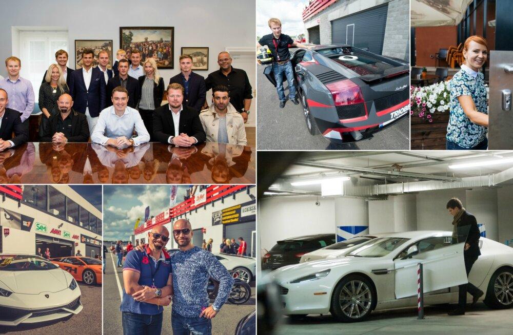 Suurärimehed, autoentusiastid: kes väisasid reformierakondlase luksusüritust varem ja kes kavatsevad seda tänavu teha?
