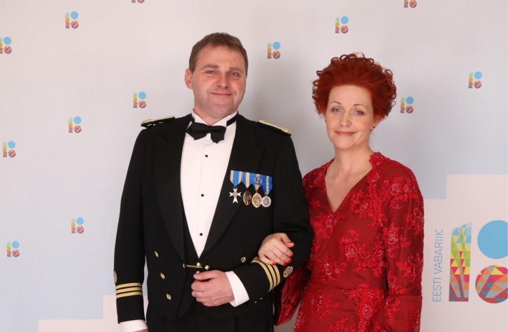 Madis Milling ja Janika Olup