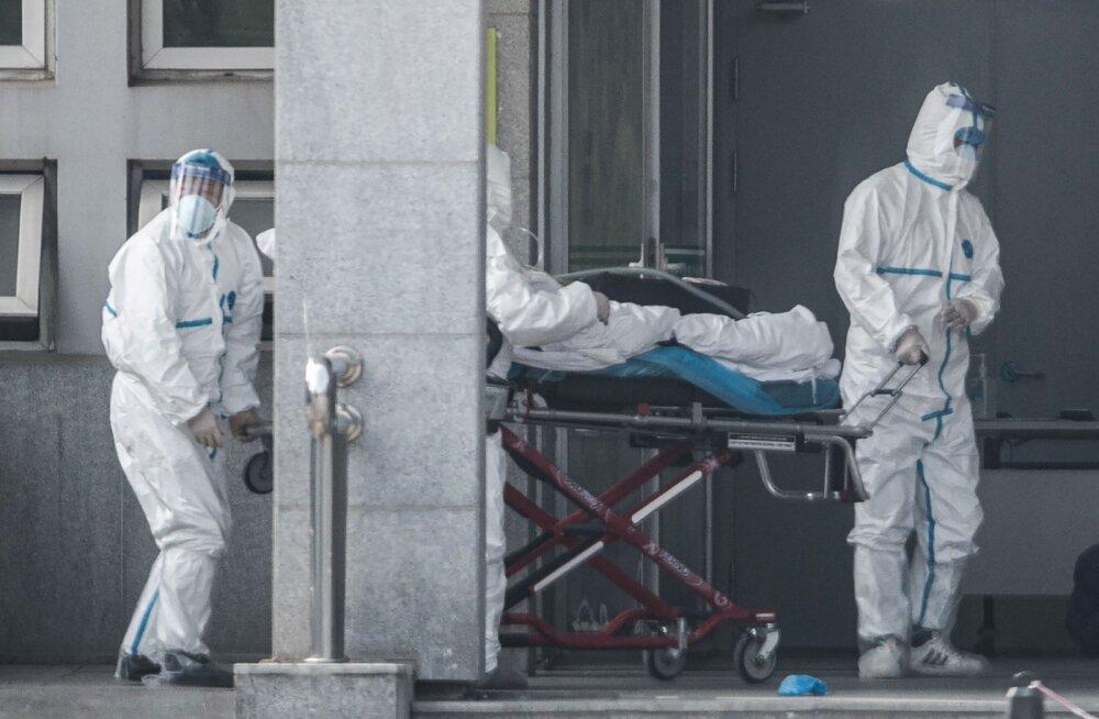 Hiinas avastati nädalavahetusel koroonaviiruse 139 uut juhtumit