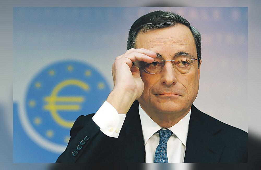 Euroala ootamatult nõrk majanduskasv nõuab turgutusplaani