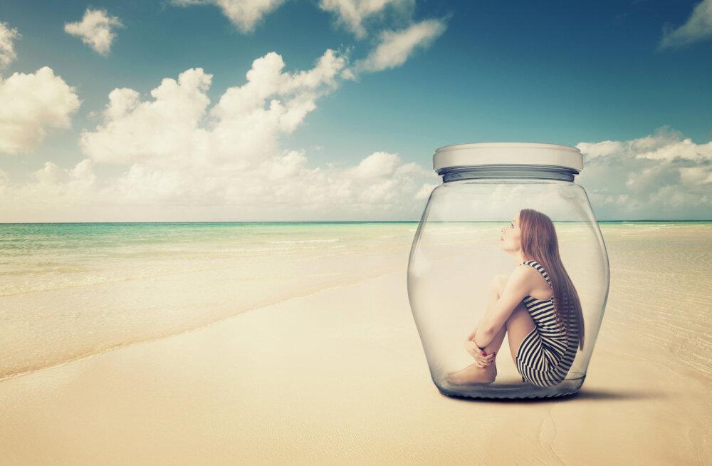 Tunnete muutmiseks on vaja oma emotsioone teadvustada ja need vabastada