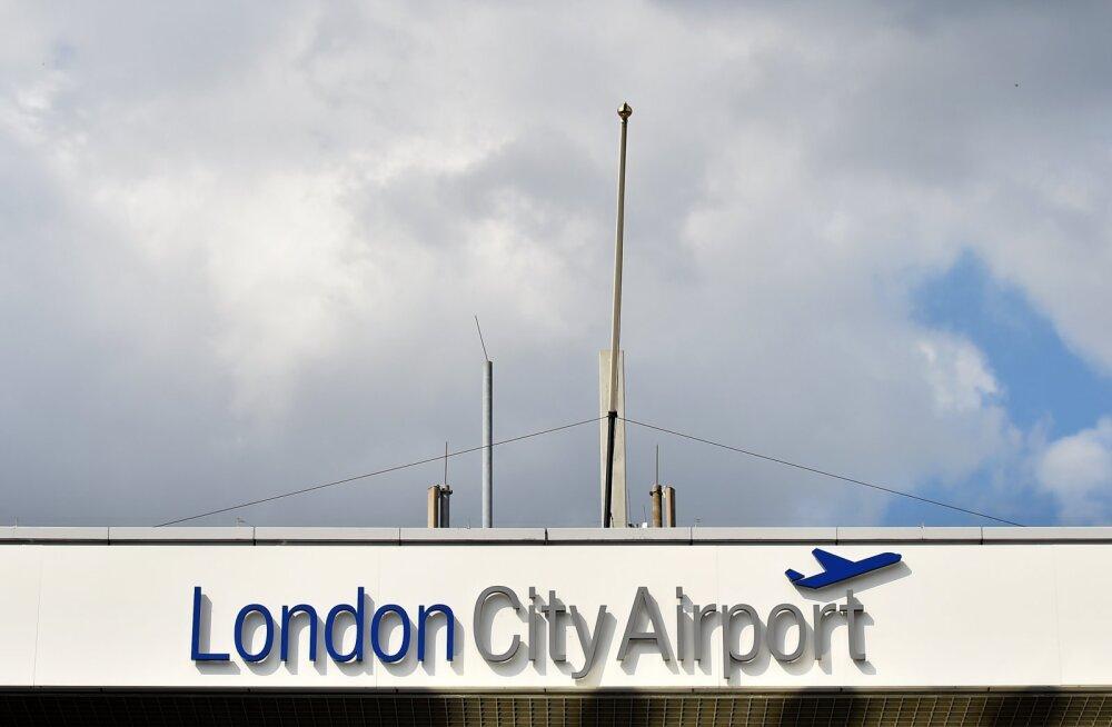 Kindlustusselts tunneb huvi lennujaamade vastu