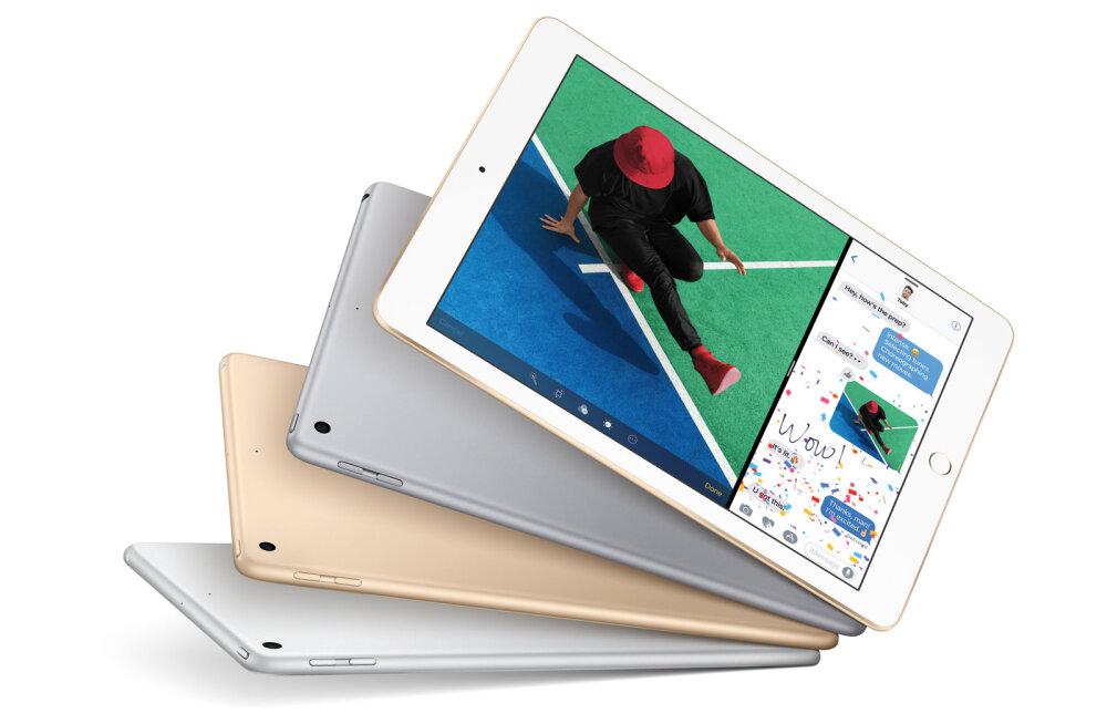 Apple'i tänavukevadised tippuudised: punane iPhone ja odavam, aga ka viletsam iPad