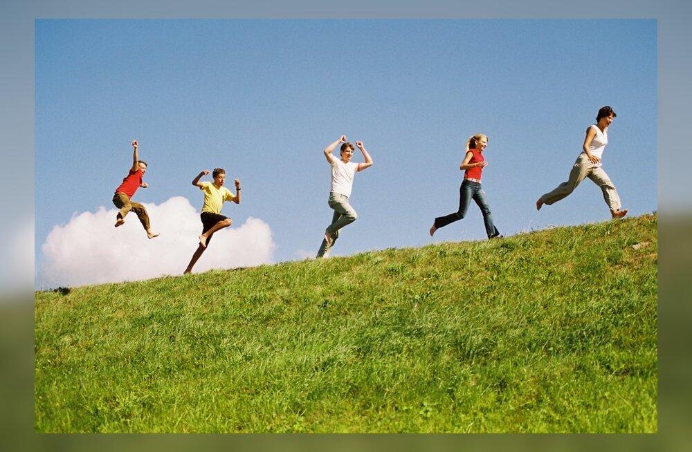 Oma tervise hoidmiseks piisab kõige lihtsamate nõuannete järgimisest!