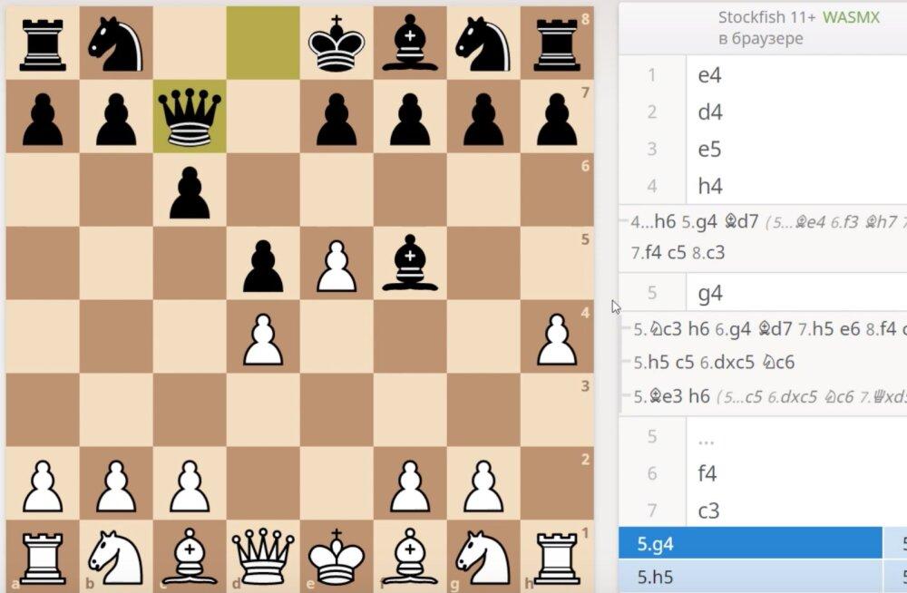 """Проект """"Изолента"""": шахматные уроки"""