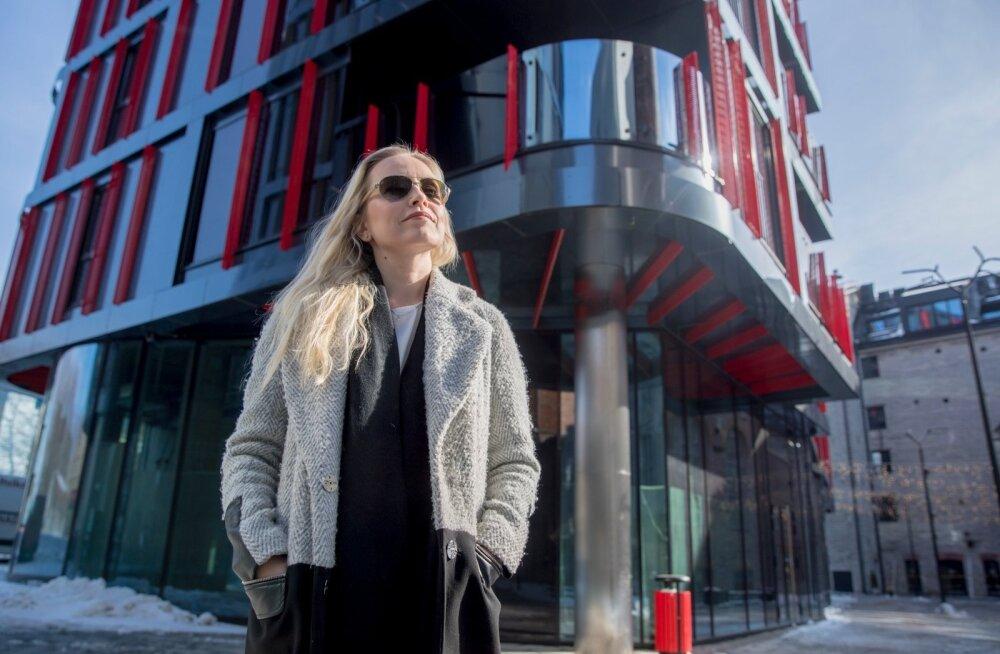 Sellesama Tallinna Rotermanni kvartalis asuva hoone esimesel korrusel avab Triin Solland juunis No Ya restorani.