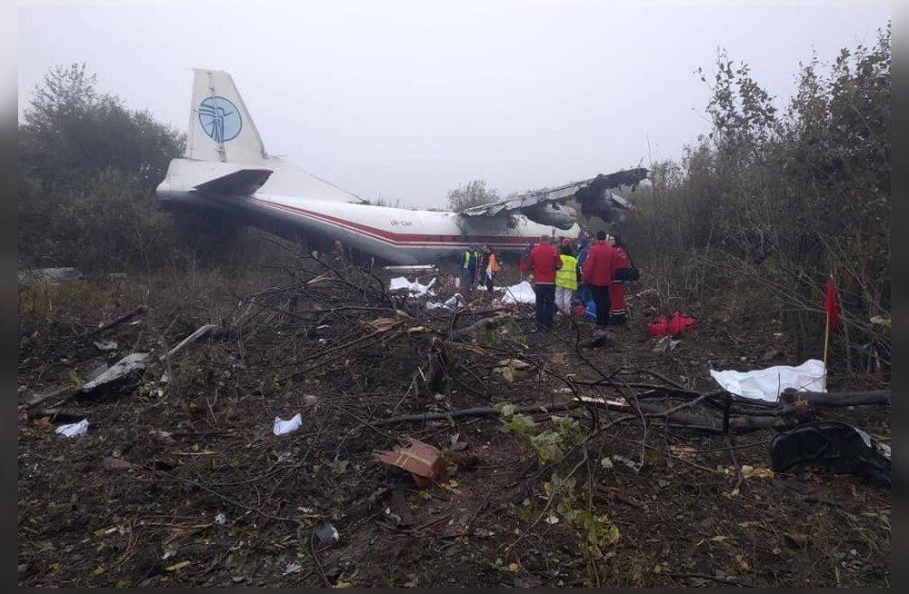 Самолет совершил аварийную посадку под Львовом: есть погибшие