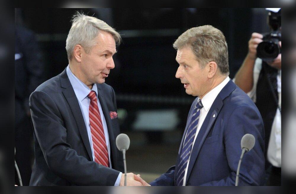 Helsingin Sanomat: Soome presidendivalimistest tuleb veel tõeline võitlus