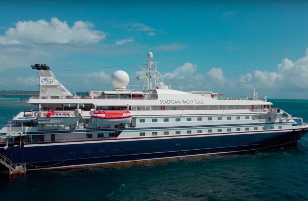 Turvameetmed ei aidanud: esimesena Kariibidele naasnud kruiisilaeva reisijatel tuvastati koroonaviirus